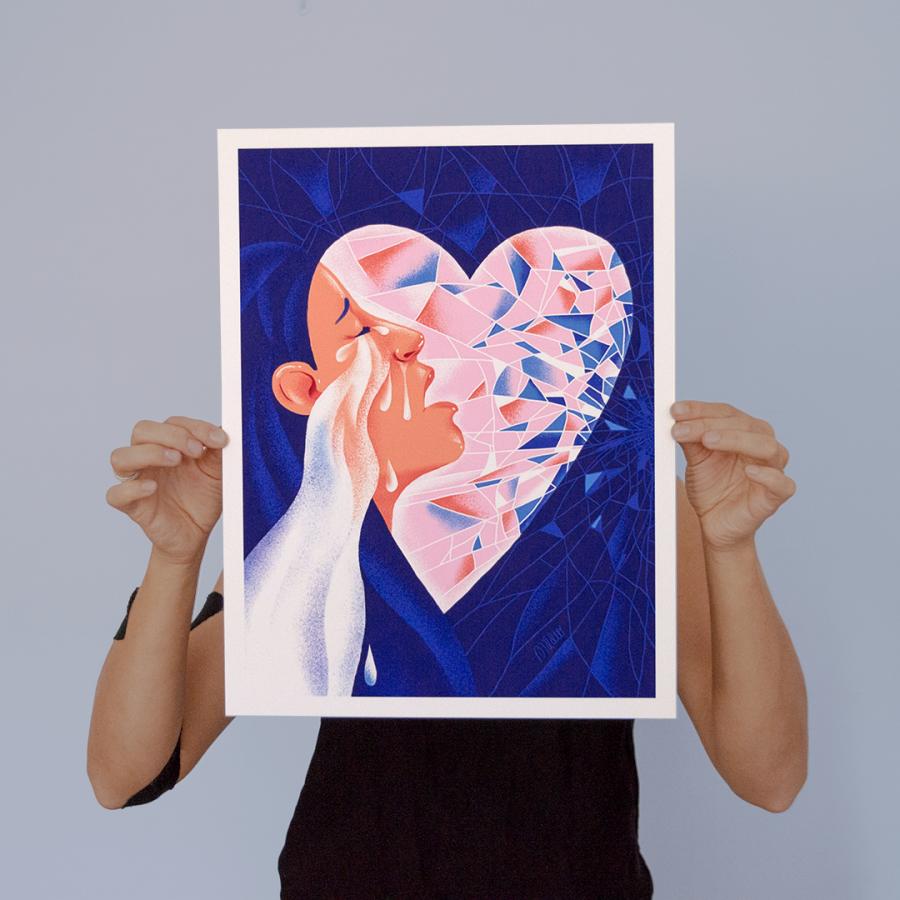 Digital love / Heartbreak